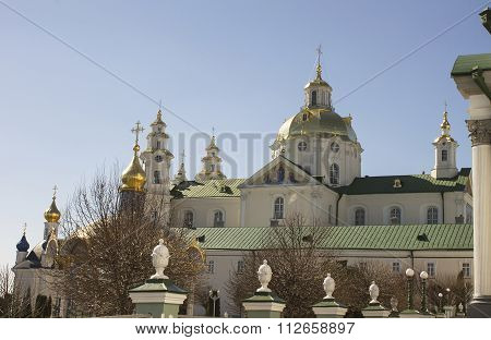 Holy Places Of Ukraine, Pochayiv Lavra
