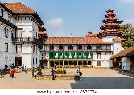 Royal Palace, Kathmandu