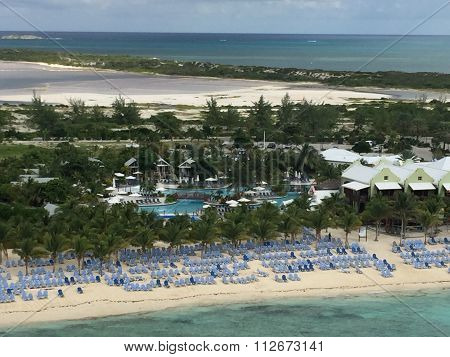 Governor's Beach on Grand Turk Island