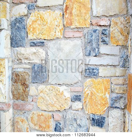 stone wall photo texture