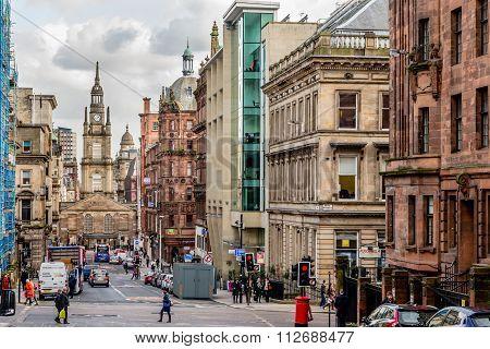 West George Street Glasgow