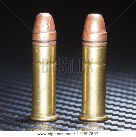 Copper Plated Bullets