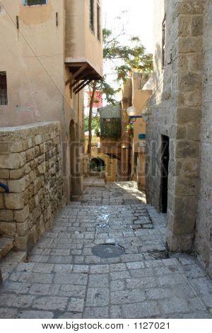 Old Jaffa (Yaffo)