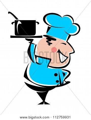 ?heerful chef