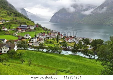 Undredal, Sognefjord