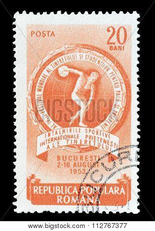 Romania 1953
