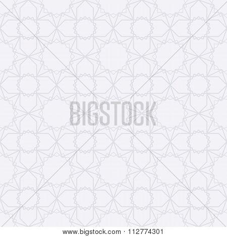 Stock Vector Islamic seamless pattern.