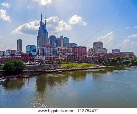 Music City Downtown - Nashville, TN