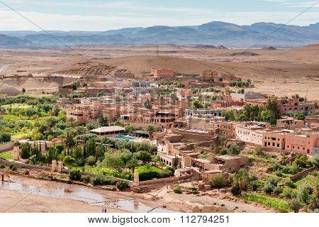 Ait Ben Haddou, Morocco.