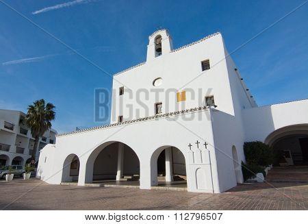 White Church Ibiza