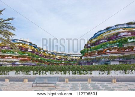 Boas De Ibiza Building