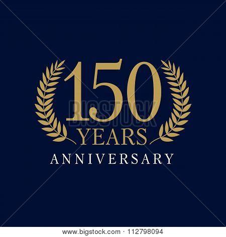 150 anniversary royal logo