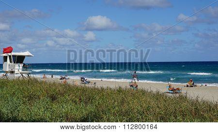 Palm Beach in Florida
