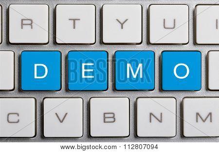 Demo On Keyboard