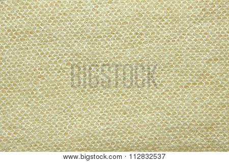 Knitted Mohair Woolen Fabric