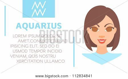 Aquarius Zodiac Sign Astrological Prognosis For Women
