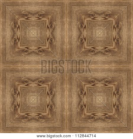 Wooden Seamless Background Or Texture