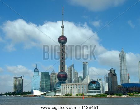 Eijeriks Shanghai Panorama