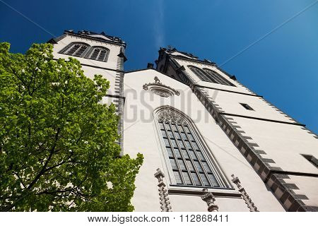 St. Aegidien Church Oschatz