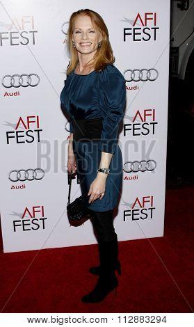 Marg Helgenberger at the AFI FEST 2009 Screening of