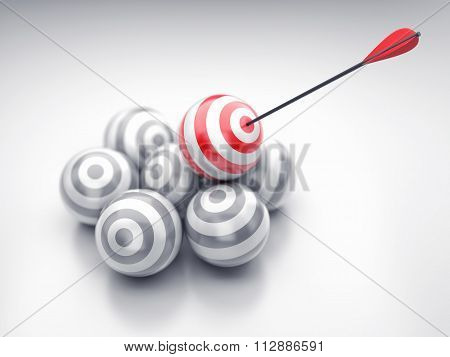 Targets From Balls