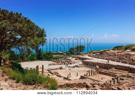 Archaeological site of Kameiros