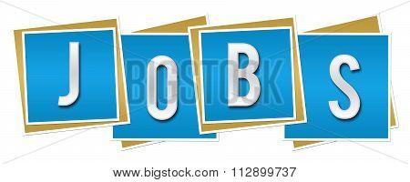 Jobs Blue Blocks