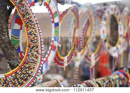 Maasai Beads