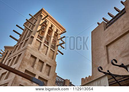 Madinat Jumeirah hotel.