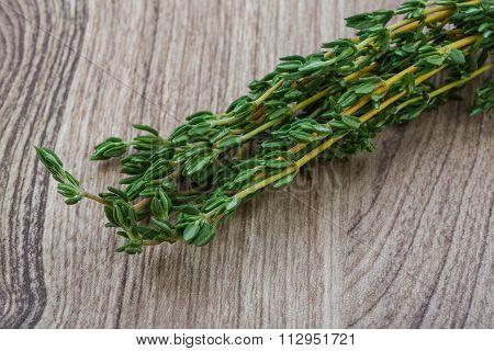 Thyme Branch
