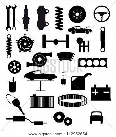Auto Service Items