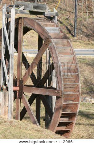 Oldwaterwheel