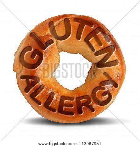Gluten Allergy Symbol