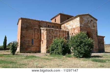 Church Of San Pedro In Zamora, Spain