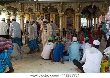 Praying In India