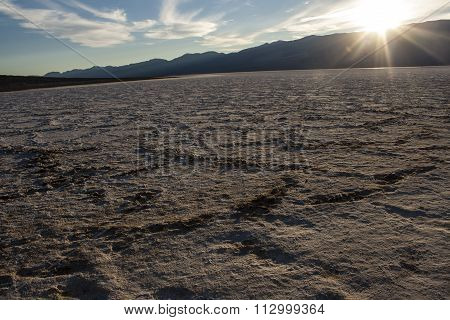 Death Valley National Park Badwater Basin