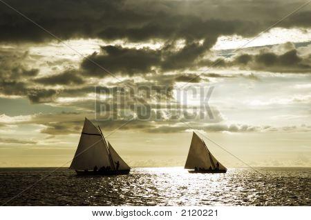 Sailing Boats 4