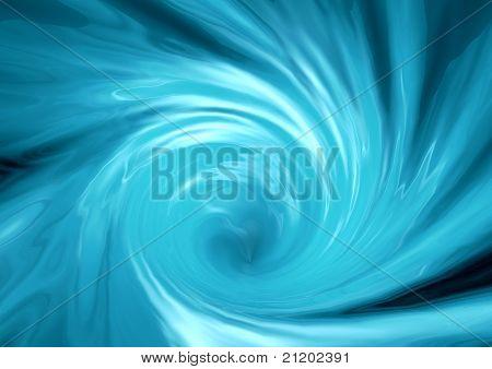 Whirl Pool Swirl of water