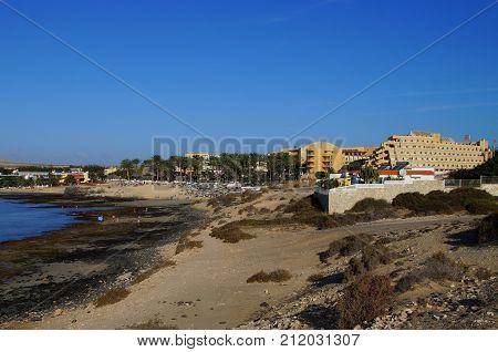 All inclusive hotels at Cotsa Calma Beach, Fuerteventura - Spain