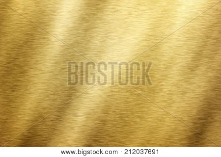 An image of a typical brushed brass texture