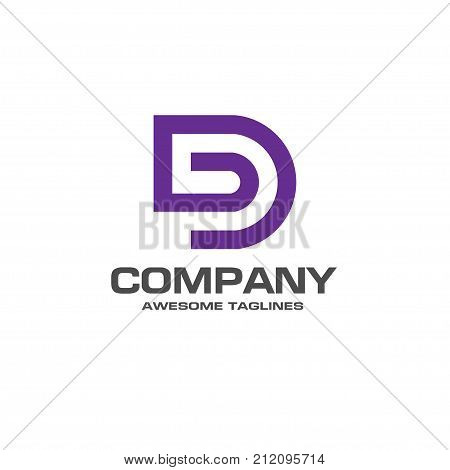 Creative Letter D Vector Photo Free Trial Bigstock