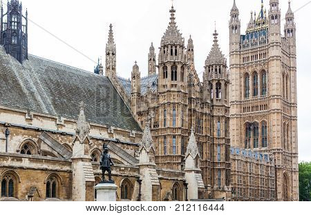 House of Parliament, London, England, meeting place of British politicians