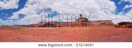 Canyonland panorama