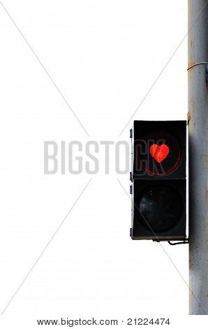Love Trafficlight