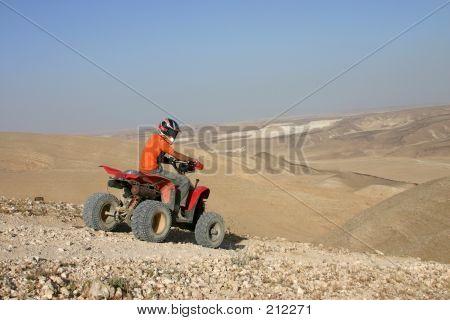 Desert Quad