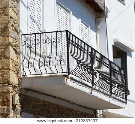 Skiathos Greek Island House Terrace with Terrace on private house