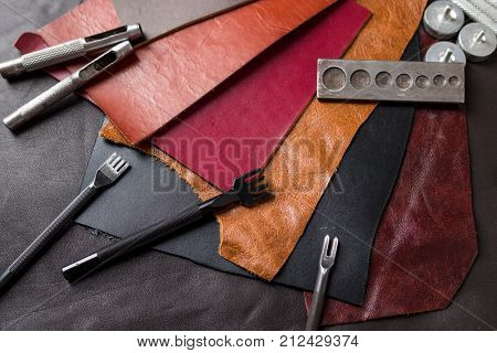 Leather and craft tool