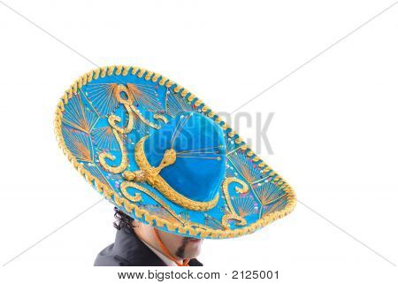 man in sombrero