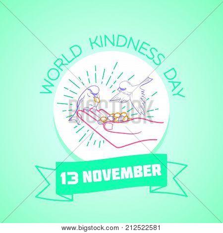13 November World Kindness Day