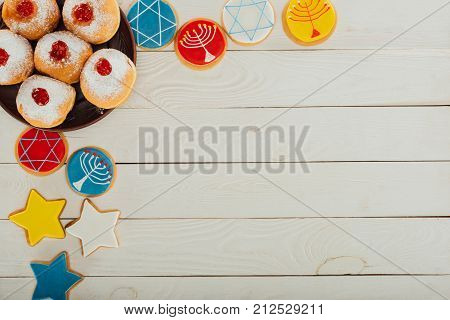 Sweets For Hanukkah Celebration
